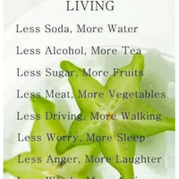 RULES FOR A HEALTHY LIVING
